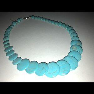 Jewelry - Turquoise neckless